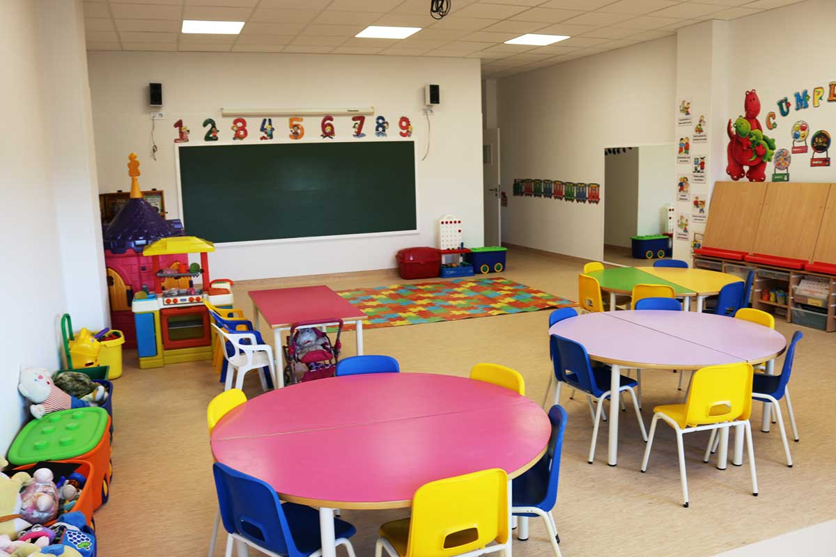 Aulas Colegio Alborada