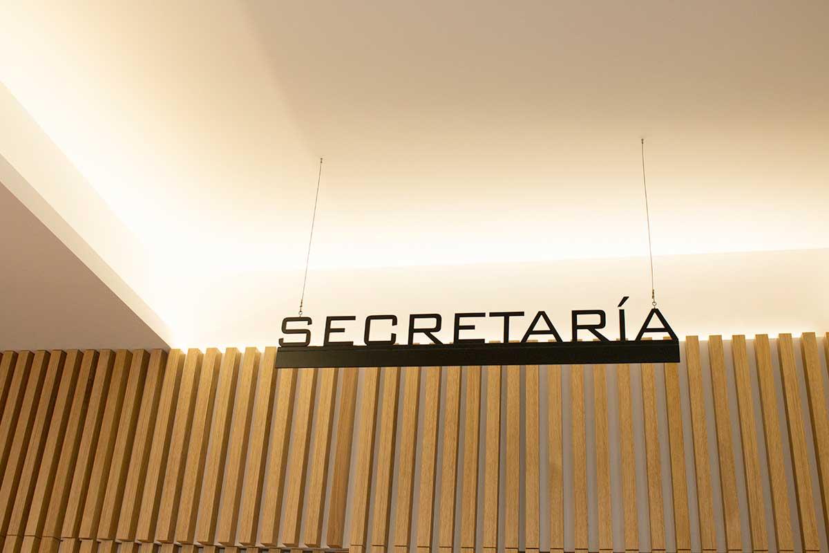 Reforma Colexio Alborada - Secretaría